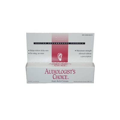 Audiologists Choice Anti Itch
