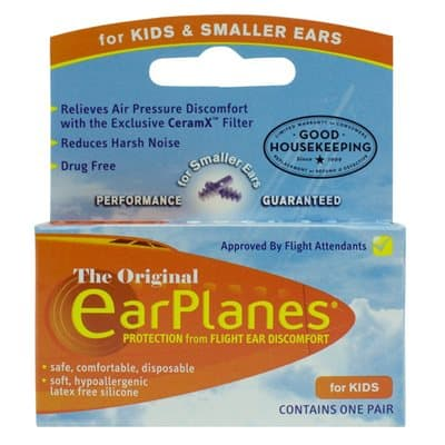 Ear Planes - Child (pair)