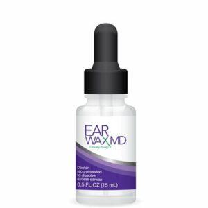 Earwax MD Take-Home Bottle (0.5 oz)