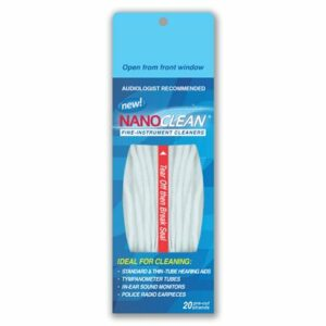 NanoClean Hearing Instrument Cleaners (20_pk)