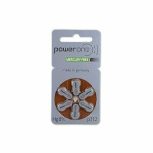 PowerOne MF Batteries Size 312